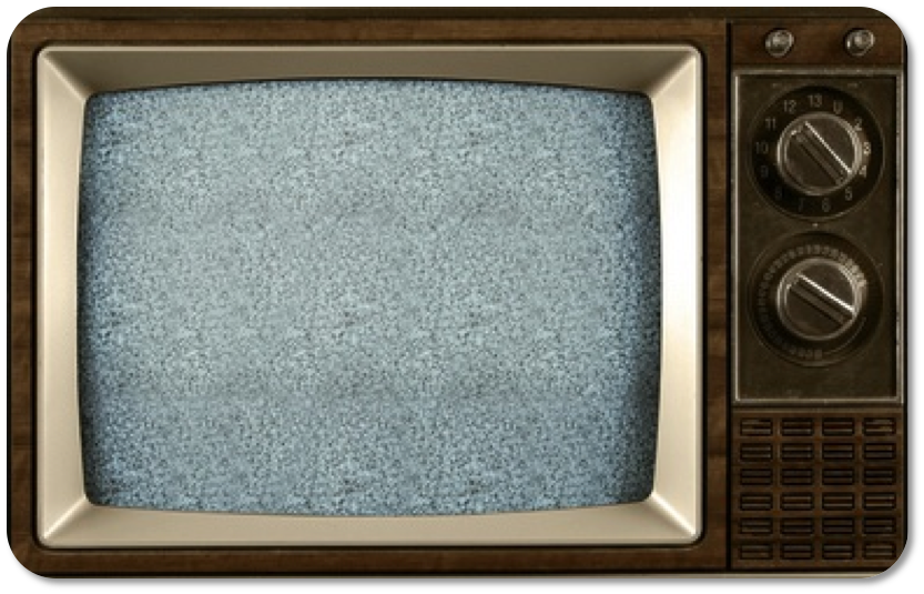 Old Television Set Png Images